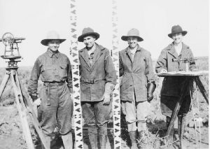 All female survey crew Minidoka Project Idaho 1918